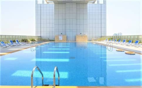 4 Bedroom Apartment for Rent in Tourist Club Area (TCA), Abu Dhabi - Luxurious 4 BR-Huge Kitchen-Sea View with 2 Parking Gym Pool