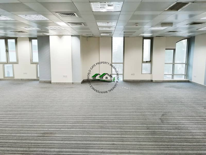 Affordable Fitted Office Space in Low Floor