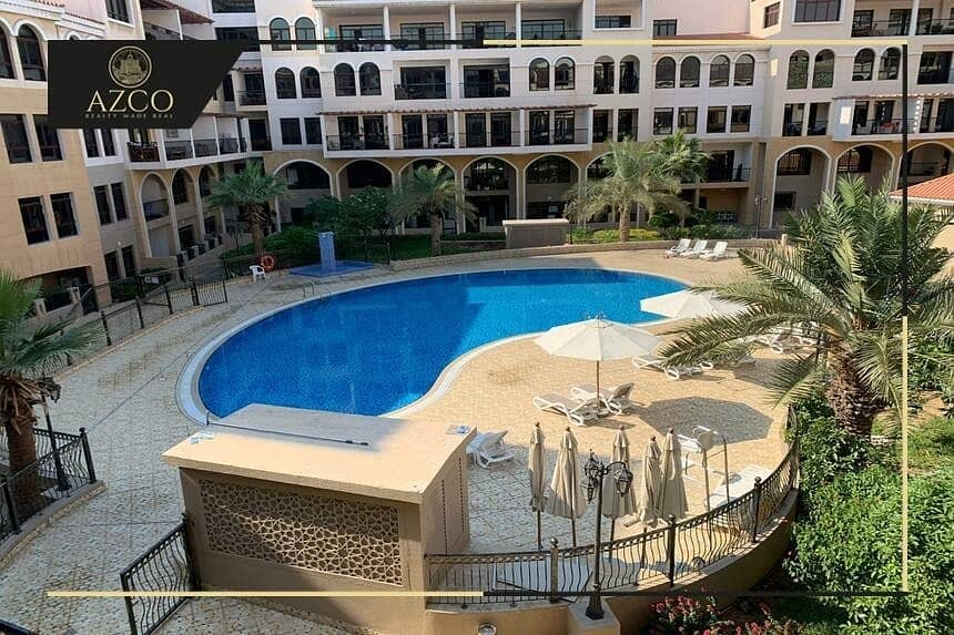 10 Pool View Furnished Apartment | Book Now