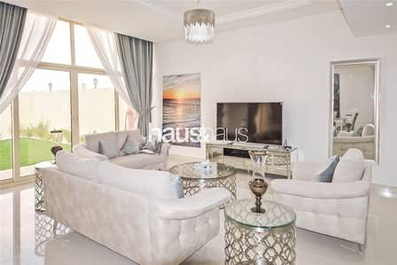 تاون هاوس 4 غرف نوم للايجار في الفرجان، دبي - Brand new 4 Bed villa | Garden with Private Pool