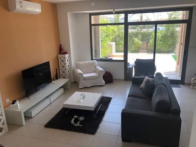 3 Bedroom Townhouse for Rent in Town Square, Dubai - Cheapest Price/ Exit to the Walking Area/ One Side Road