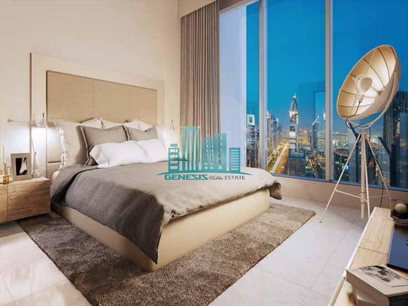 2  Luxurious 2 Bedroom in Opera District