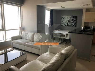 1 Bedroom Flat for Rent in Jumeirah Lake Towers (JLT), Dubai - Gorgeous furnished 1 bed in Concorde Jlt