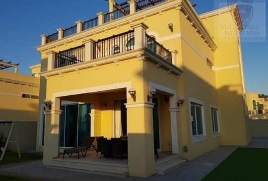 Spacious Villa   4BR Villa + Maid Room   Jumeirah Park