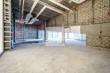 Shop for Rent in Downtown Jebel Ali, Dubai - Combined Shell and Core Retail Space for rent