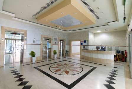 Office for Rent in Al Qasimia, Sharjah - Chiller Free  Office for Lease - Al Qasimia Tower 1