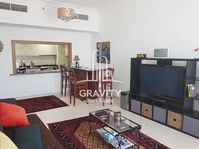 فلیٹ 2 غرفة نوم للايجار في جزيرة ياس، أبوظبي - شقة في أنسام 2 أنسام جزيرة ياس 2 غرف 125000 درهم - 4420177