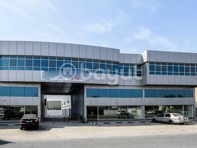 مکتب  للايجار في المنطقة الصناعية، الشارقة - مکتب في المنطقة الصناعية 15 المنطقة الصناعية 55000 درهم - 4420176