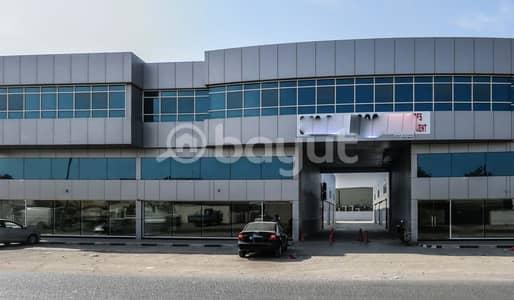 مکتب  للايجار في المنطقة الصناعية، الشارقة - مکتب في المنطقة الصناعية 15 المنطقة الصناعية 35500 درهم - 4420172