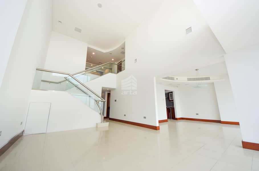 2 Luxurious Duplex 3 Bedroom Apt in a Prestigious Location | Jumeirah Living