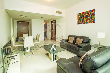 1 Bedroom Apartment for Rent in Al Reem Island, Abu Dhabi - Amazing Fully Furnished  Marina view apartment ready to move in