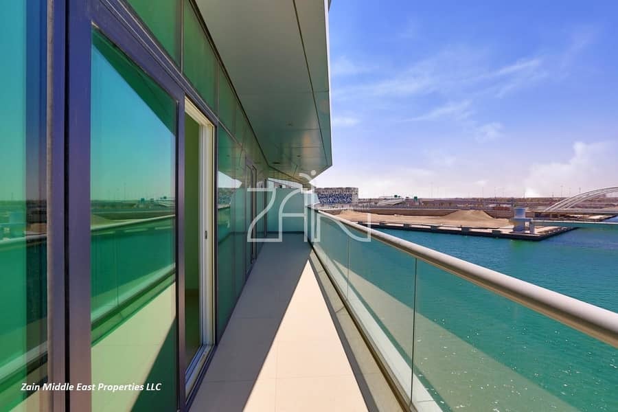 2 Sea View 2 BR Apt with Balcony Well Maintained