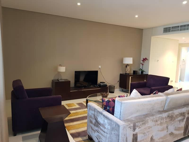 شقة في وسط مدينة دبي 3 غرف 125000 درهم - 4415848
