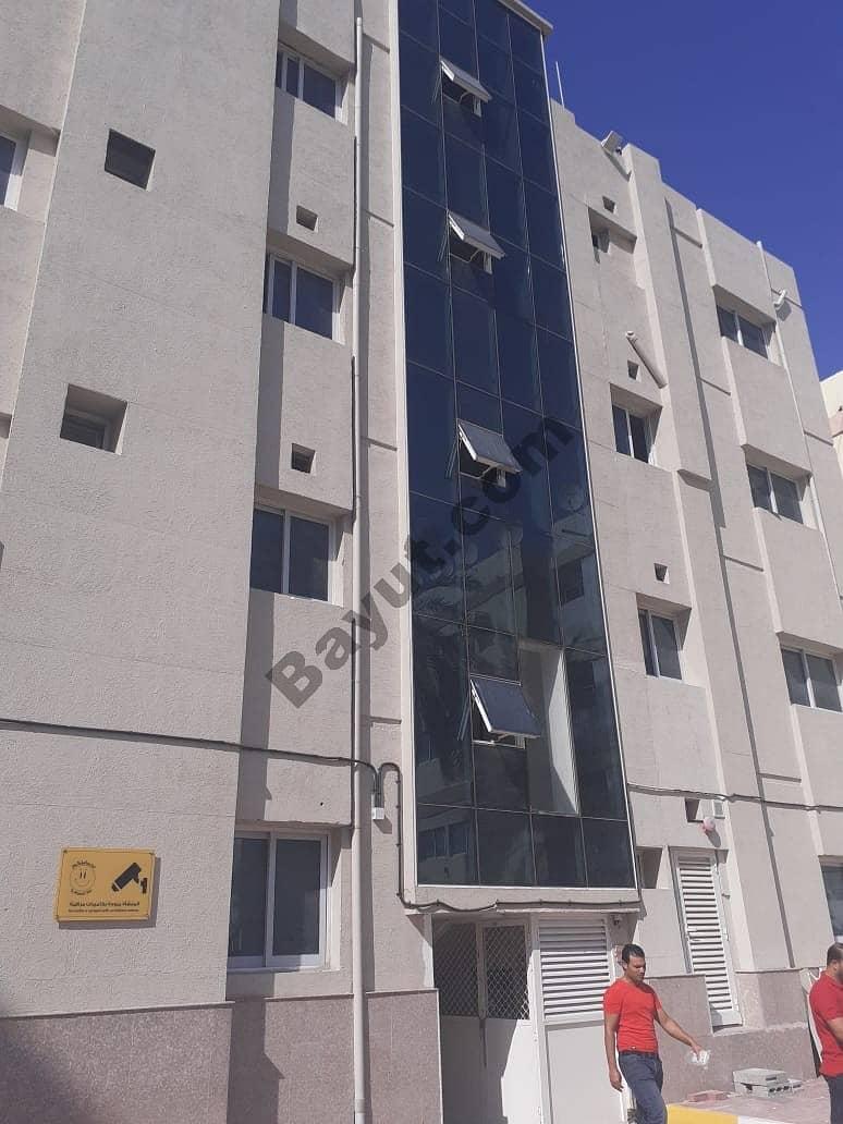 Studio Available with Balcony For Rent (13,000 Per Year) | Al Rashidiya (Ajman)