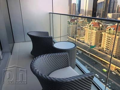 1 Bedroom Apartment for Rent in Downtown Dubai, Dubai - Newly created property   Fully Serviced.