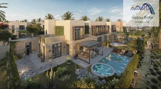 2 Bedroom Villa for Sale in Al Jurf, Abu Dhabi - Just Launch! 2-Bedroom  Semi -detached Villa | Al Jurf  Shaden