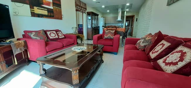 Chiller Free | With Balcony | 2BHK | Palace Tower