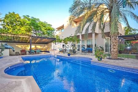 فیلا 3 غرفة نوم للايجار في المرابع العربية، دبي - Upgraded | January 1st | Quiet Location