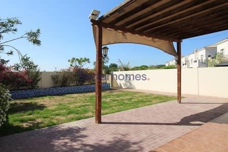 فیلا 3 غرفة نوم للايجار في المرابع العربية، دبي - Lakeside   Type 3E   Upgraded   Maids & Study