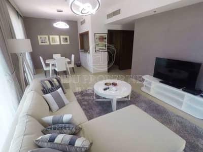 فلیٹ 2 غرفة نوم للبيع في وسط مدينة دبي، دبي - Fully Furnished | Rented | Burj Khalifa view