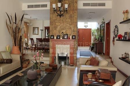 فیلا 3 غرفة نوم للايجار في المرابع العربية، دبي - Type 8   Well Maintained   Single Row Villa