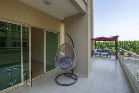 2 Bedroom Apartment for Sale in The Greens, Dubai - Perfect Condition Vacant 2 Bed Pool Views