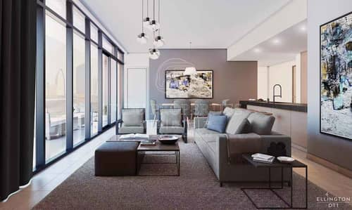 استوديو  للبيع في مدينة محمد بن راشد، دبي - Elegantly Furnished | High End Quality | Park View