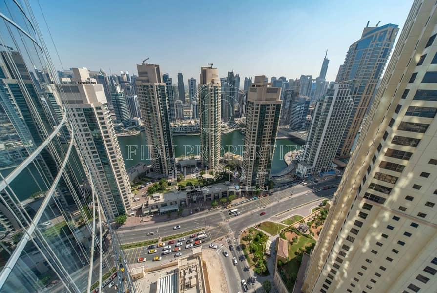 2 Upgraded High Floor | Full Sea and Marina View
