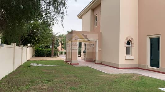 5 Bedroom Villa for Rent in Dubai Sports City, Dubai - Single Row Well Maintained and Bright Villa  Close to Park