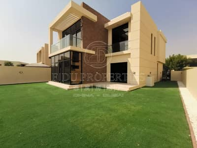 4 Bedroom Townhouse for Rent in DAMAC Hills (Akoya by DAMAC), Dubai - Golf Course View | Type THH | Landscaped
