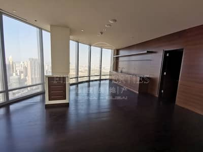 فلیٹ 3 غرف نوم للايجار في وسط مدينة دبي، دبي - High Floor   Brand New   Panoramic Sea View
