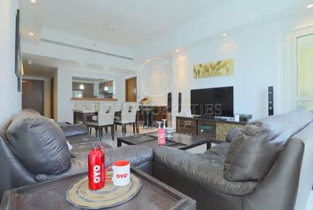 فلیٹ 2 غرفة نوم للبيع في نخلة جميرا، دبي - Type D 2 bed | Unfurnished | White goods included