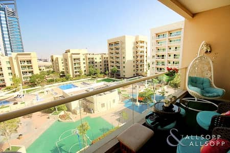 2 Bedroom Flat for Sale in The Greens, Dubai - 2 Bed | Study | Pool View | Largest Layout