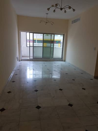 2 Bedroom Flat for Rent in Al Qusais, Dubai - Next To Metro Spacious _2BHK_With_Maid Room Well Maintained 70k