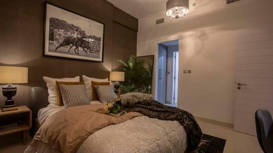 فلیٹ 1 غرفة نوم للبيع في الفرجان، دبي - تملك شقة غرفة وصالة جاهزة ومفروشة ادفع 62 الف ٪ واستلم مفتاح شقتك  أو التمتع بإيرادات الإيجار الفوري