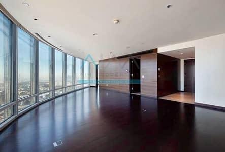 3 Bedroom Flat for Rent in Downtown Dubai, Dubai - STUNNING | HUGE 3 BR+MAID | BURJ KHALIFA