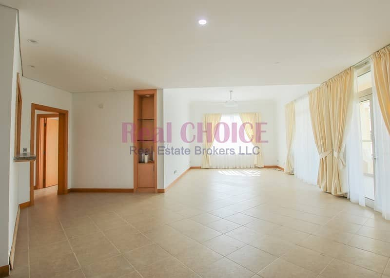 Exclusive Property Spacious 3BR Plus Maids Room