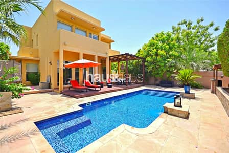 4 Bedroom Villa for Sale in Arabian Ranches, Dubai - Type 8 | Fully Upgraded | Good Location