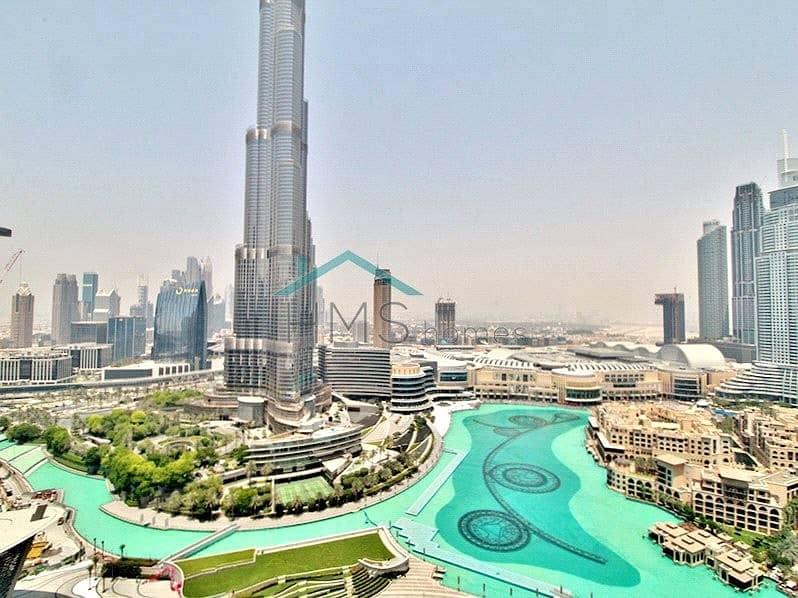 2 Motivated Seller | Full Burj & Fountain.