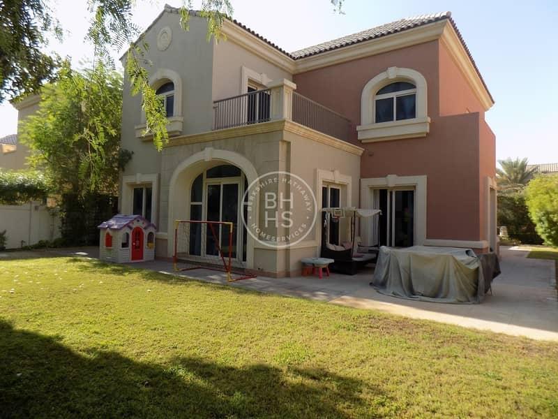 Type C2 Villa | Large Plot | Close To The Park