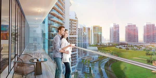 Studio for Sale in DAMAC Hills (Akoya by DAMAC), Dubai - 10% Net Rental Guarantee with Payment Plan ! Best Offer