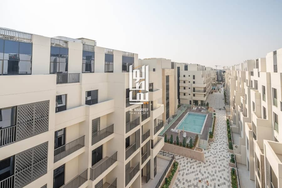 Own a stunning one bedroom apartment with installments over five years
