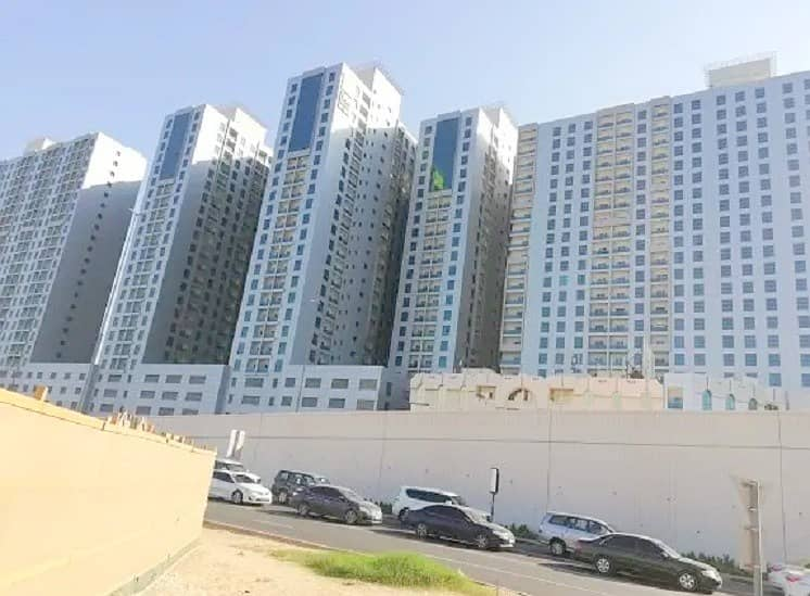 Apartment for Sale w/ 8 Yrs. Installment in City tower, Ajman