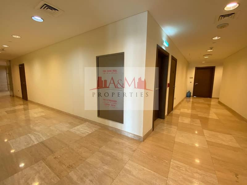 2 Premium High Standard One Bedroom Apartment with Facilities  in Danet Abu Dhabi
