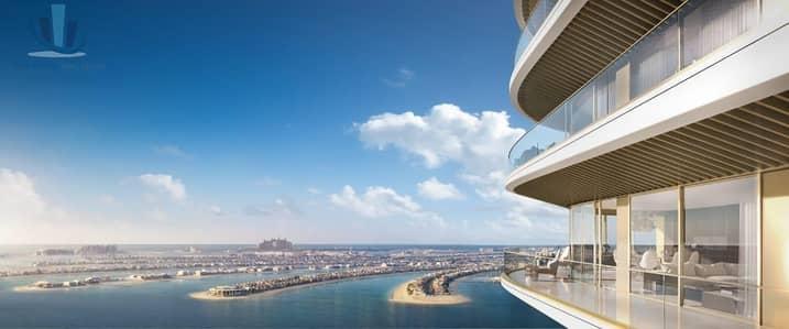 فلیٹ 1 غرفة نوم للبيع في دبي هاربور، دبي - You can book your home in BEACH FRONT with 158 k as a down payment