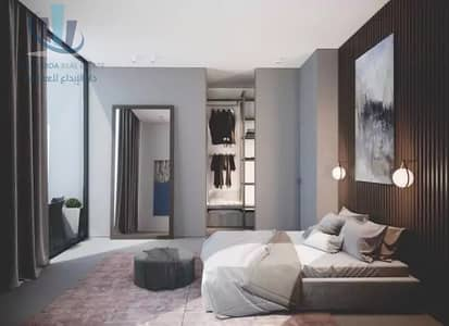 Studio for Sale in Aljada, Sharjah - Own in Sharjah with 10% guaranteed return for 10 years at a price of 240 thousand dirhams