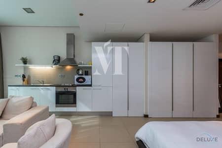 Studio for Rent in DIFC, Dubai - Upto 12 Chq|Furnished|Balcony|Zabeel View