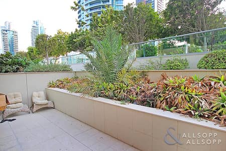 Private Garden | Community Views | 1 Bed