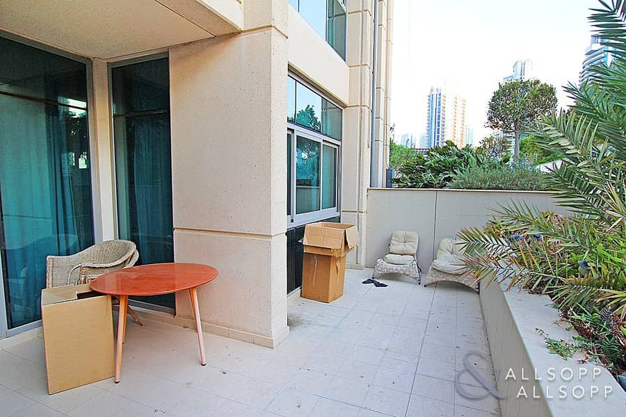 10 Private Garden | Community Views | 1 Bed