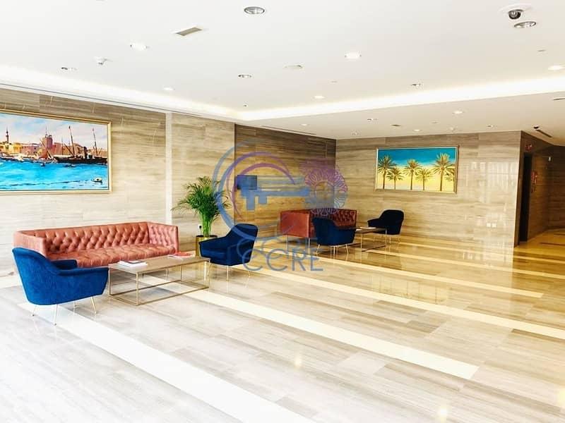 2BR+Maid/storage room|Dubai Whraf |12 Cheques